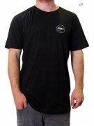 trick17 Mini Circle Logo T-Shirt, black